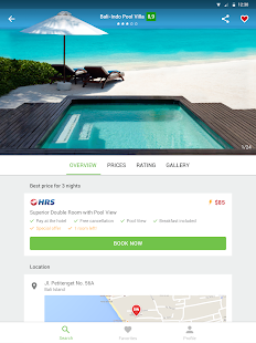 Cheap hotels and deals — Hotellook- screenshot thumbnail