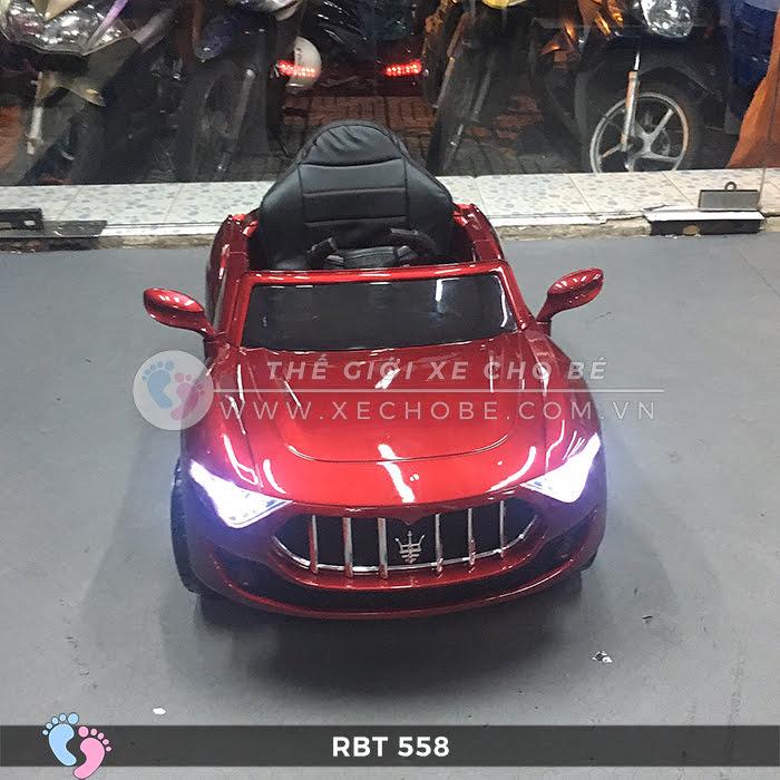Xe hơi điện đồ chơi trẻ em RBT-558 1