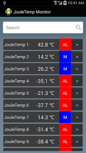 JouleTemp Monitor
