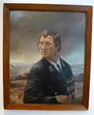 Porträt, Ausstellungsbild.
