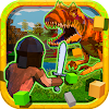 RaptorCraft 3D: Survival Craft ► Dangerous Worlds