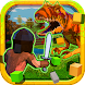 RaptorCraft 3D: Survival Craft ► Dangerous Worlds - Androidアプリ
