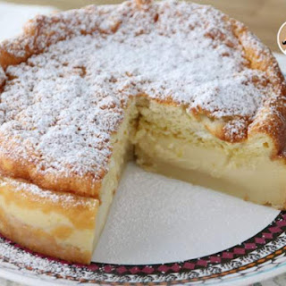 Magic Cake Vanilla And Lemon - Video Recipe !.