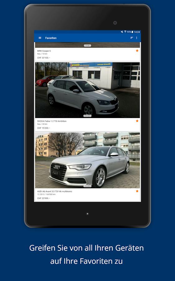 autoscout24 schweiz finden sie ihr neues auto android apps auf google play. Black Bedroom Furniture Sets. Home Design Ideas