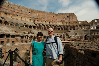 Photo: Rome with the Parents