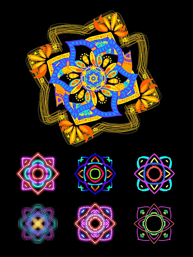 Doodle Master - Glow Art 1.0.24 screenshots 18