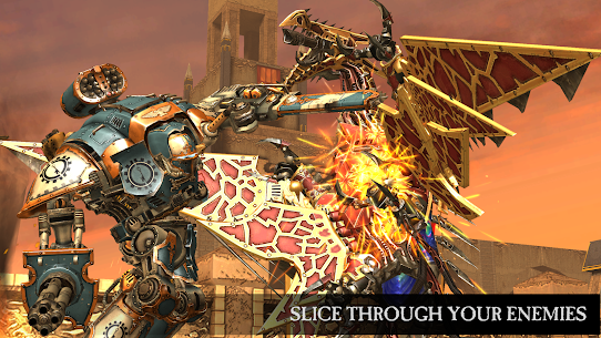 Warhammer 40,000: Freeblade App Download For Android and iPhone 3