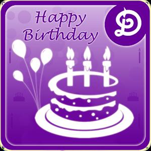 Birthday Cards Maker SMS