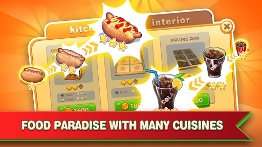 Happy Cooking: Chef Fever apkmr screenshots 6