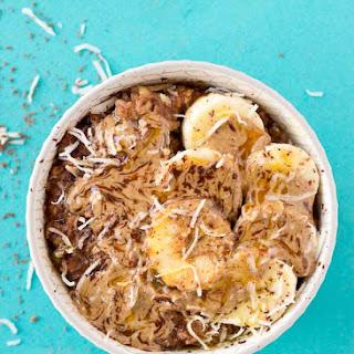 Chocolate Zoats aka Zucchini Oatmeal