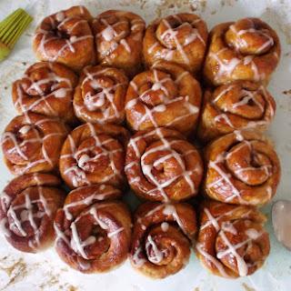 Cinnamon Buns Recipe