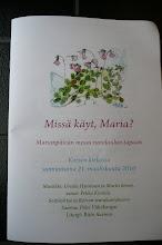 Photo: Messun ohjelma