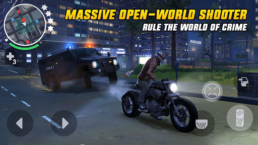 Gangstar New Orleans OpenWorld Apk 2