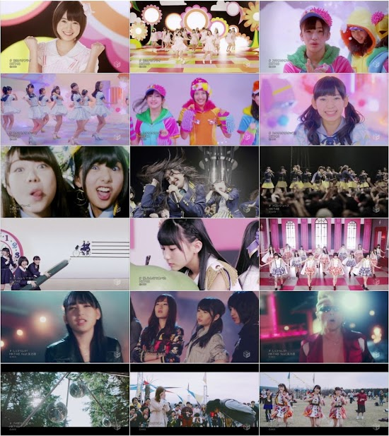 (TV-Music)(1080i) HKT48 SP – M-ON! HD 160814
