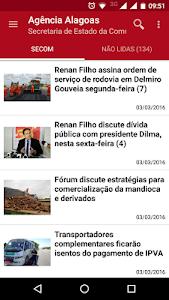Agência Alagoas screenshot 0