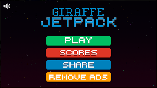 Impossible Jetpack Giraffe