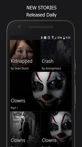 Free and Scary Chat Stories - Gripped on Texts - screenshot