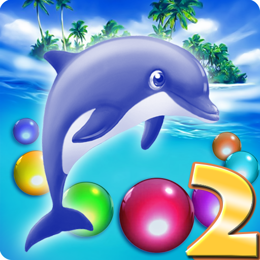 Dolphin Bubble Shooter 2