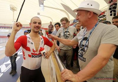 Campenaerts noemt werelduurrecord hoogtepunt in zijn carrière