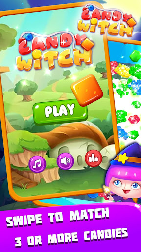Candy Witch 1.0.2 screenshots 1