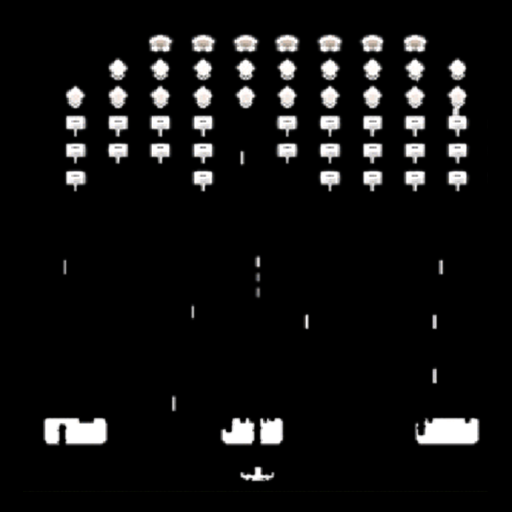 Vector Invaders - Space Shooter Classic Retro