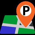 Find My Car - Parking reminder icon