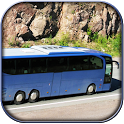 Bus Driving Hill Station Sim icon
