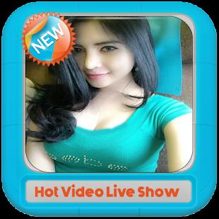 Hot Live Show Video screenshot