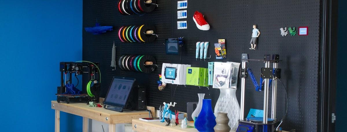 MatterHackers Retail Store