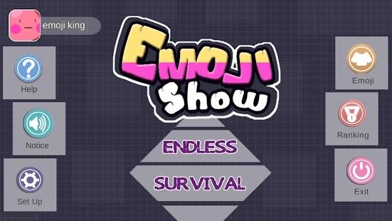 Emoji Shoe - náhled