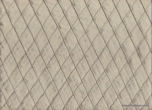 Photo: Pintuck Silk ~ Taupe - 1 Inch Diamond