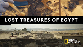 Lost Treasures of Egypt thumbnail