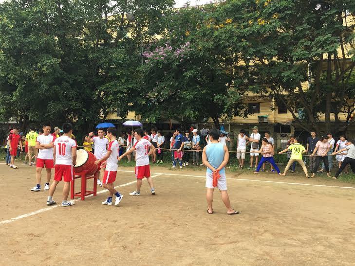 ICC Hà Nội tổ chức Hội thao