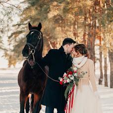 Wedding photographer Alina Khodaeva (hodaeva). Photo of 08.02.2017