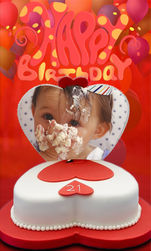 Birthday cake photo editor android apps on google play birthday cake photo editor screenshot publicscrutiny Image collections