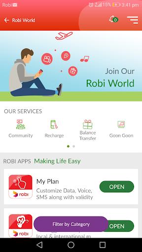 My Robi 5.0.9 Screenshots 7