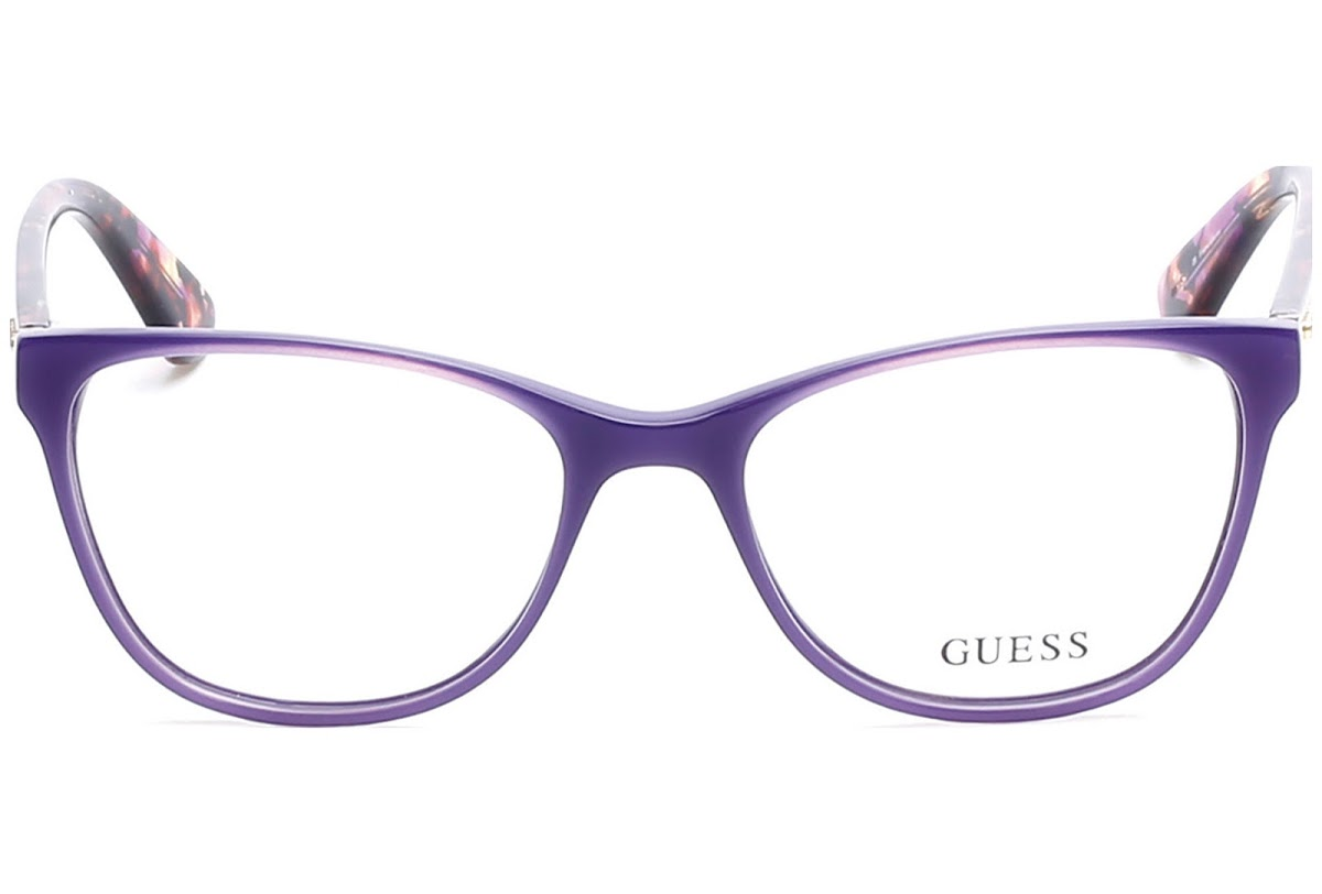9d311b00bfaf8a Buy Guess GU2547 C53 081 (shiny violet   ) Frames   opti.fashion