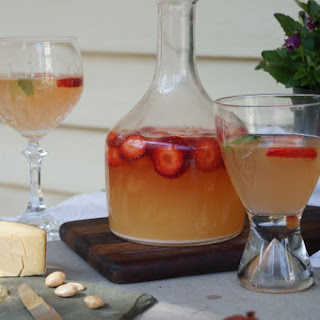 Strawberry Lemonsweet