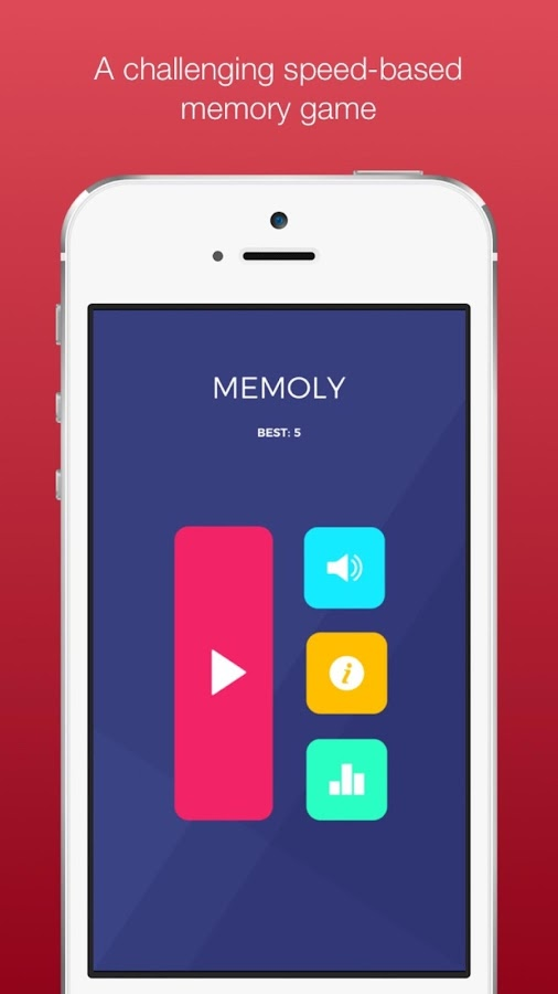 Memoly- screenshot