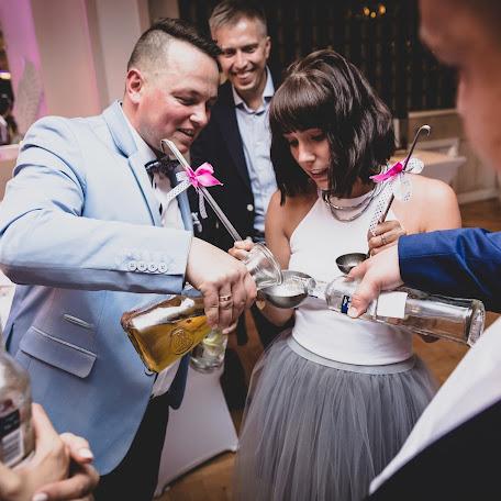 Wedding photographer Mariusz Dmowski (mariuszdmowski). Photo of 14.07.2017