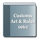 India - Customs Act & Rules - 1962