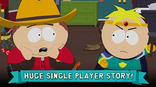Download South Park: Phone Destroyer Mod APK (Infinite Energy) for Android 2