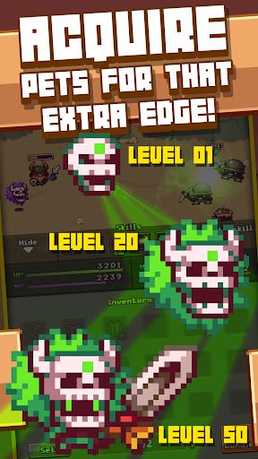 Linear Quest Battle: Idle Hero 0.68 screenshots 12