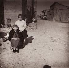 Photo: Calle Poniente. Proveedor: Ramón Ayala. Año:1955.