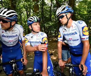 """Deceuninck-Quick Step wil een stap hogerop zetten:  """"Ik weet dat we de Ronde van Frankrijk ooit gaan winnen"""""""