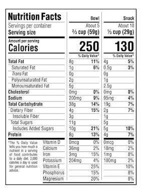 Clif Bar Energy Granola: Cocoa Almond, 10oz Bag alternate image 1