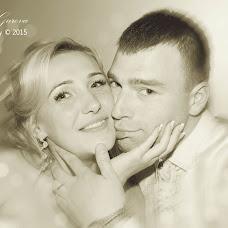 Wedding photographer Oksana Gurova (gurova). Photo of 17.08.2015
