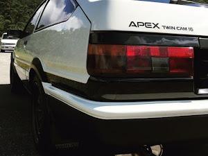 スプリンタートレノ AE86 AE86 GT-APEX 58年式のカスタム事例画像 lemoned_ae86さんの2017年09月28日19:28の投稿