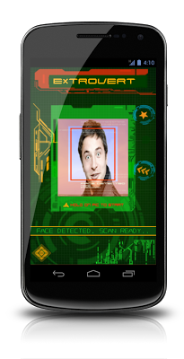 Biometric Face Detector - screenshot