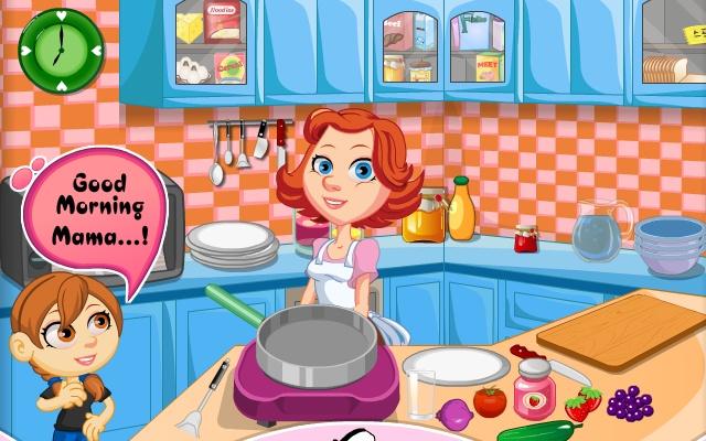 jeux de cuisine - chrome web store